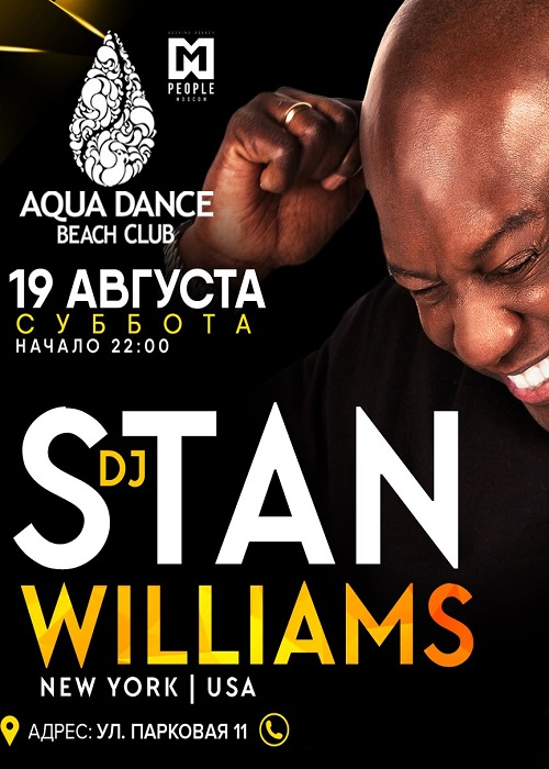 DJ STAN WILLIAMS